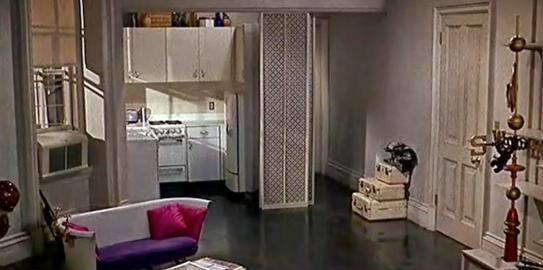 Imagen general del apartamento