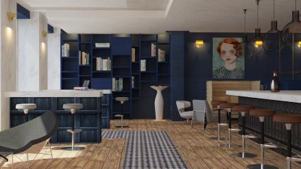 El Café Literario - Deco 104